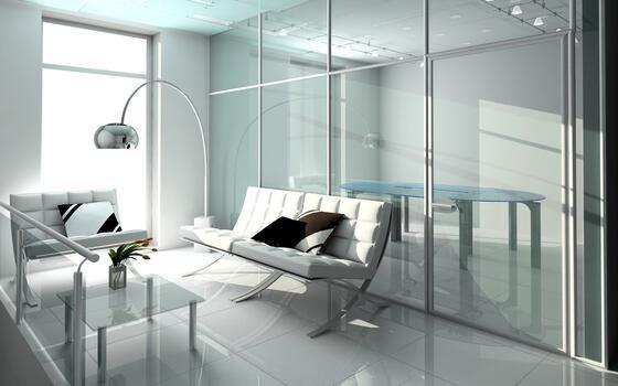 Photo free sofa, furniture, table