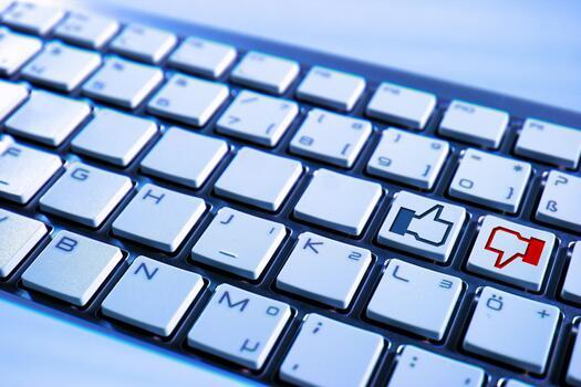 Фото бесплатно клавиатура, кнопка, шрифт