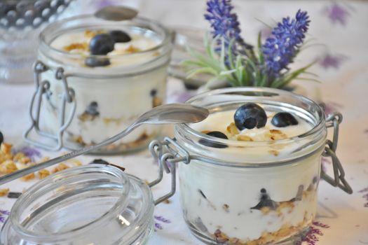 Photo free white, fruits, sweet