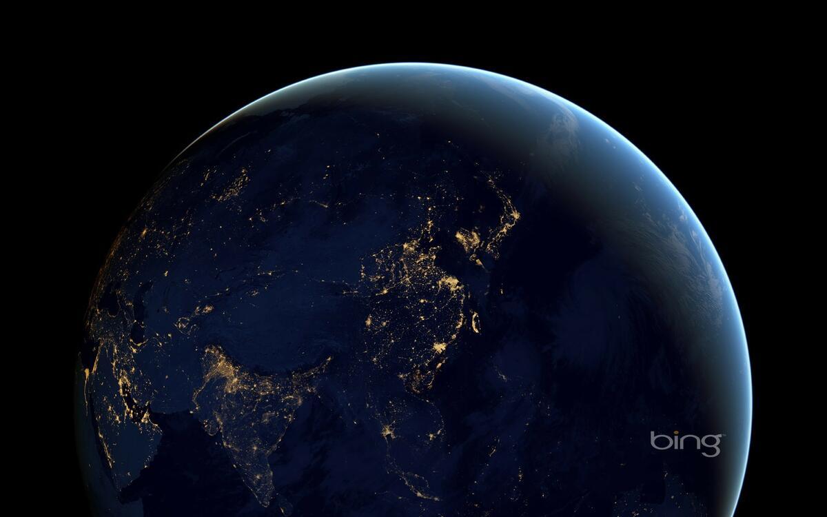 Фото атмосфера земли общее космическое пространство - бесплатные картинки на Fonwall