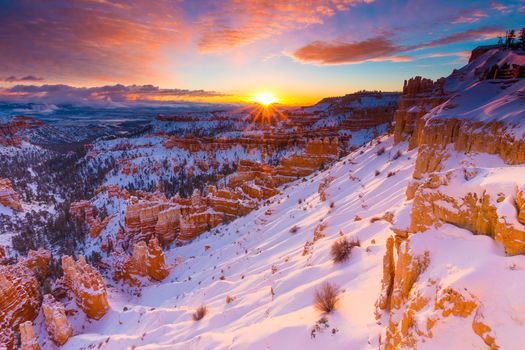 Заставки Bryce Canyon, Utah, National Park