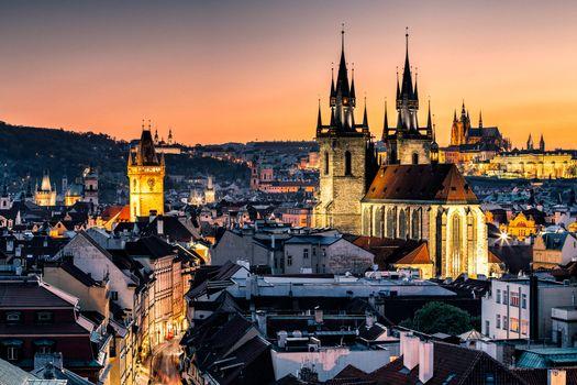 Бесплатно прага, чешская республика - фото красивые