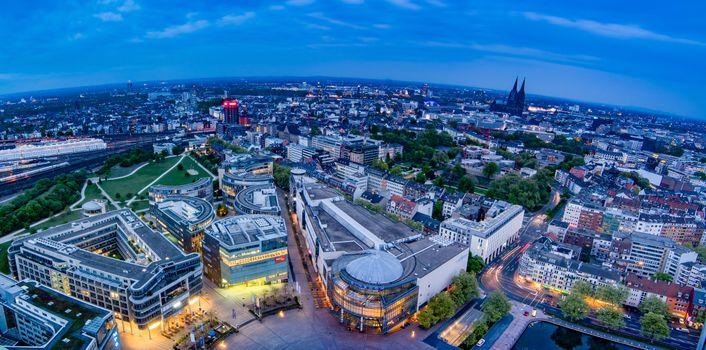 Фото бесплатно Кёльн, Германия, Медиапарк