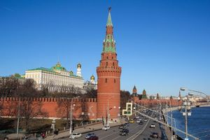 Заставки Москва-река, Москва, Россия