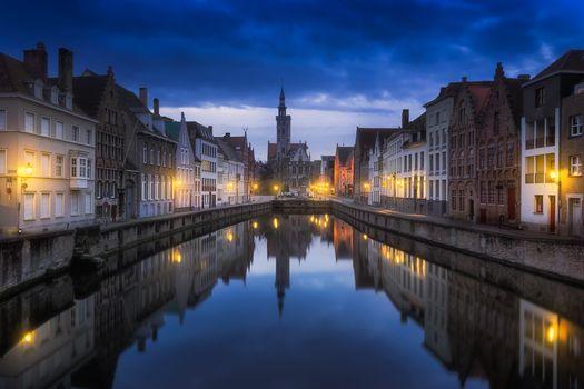 Photo free Brugge, Belgium, city