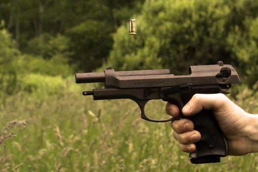 Фото бесплатно убийственный, силовое оружие, рукав