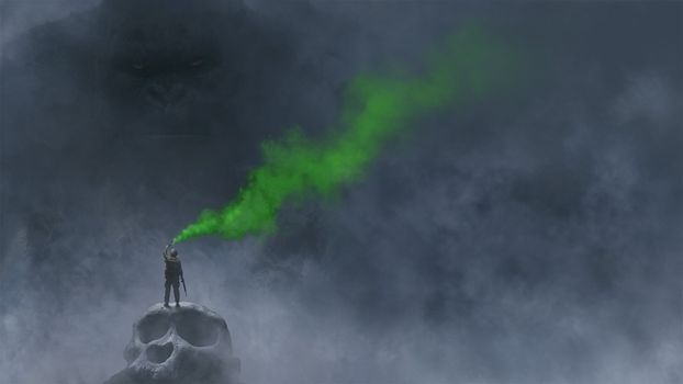 Photo free storm, atmosphere, King Kong