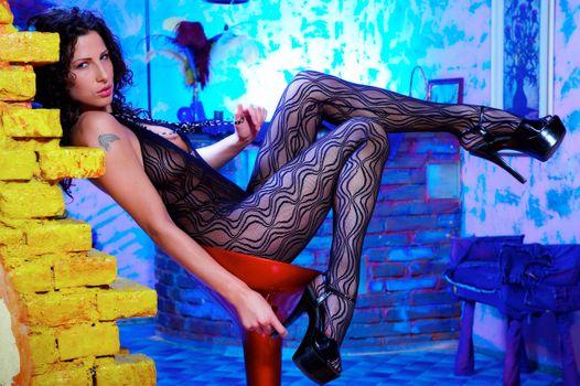 Бесплатные фото Yvett,модель,сексуальная,молодая,богиня,киска,красотки
