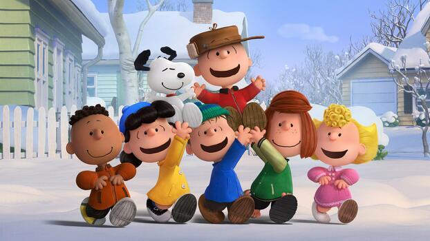 Photo free cartoons, movies, The Peanuts