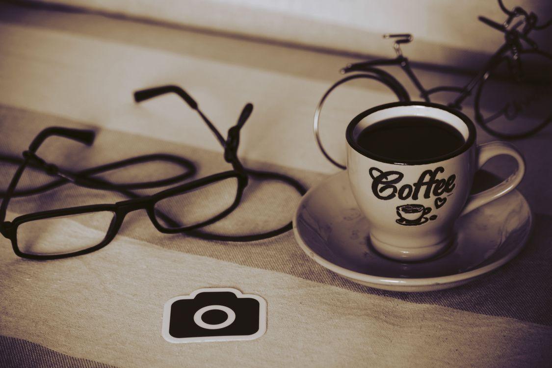 Чашечка кофе · бесплатное фото
