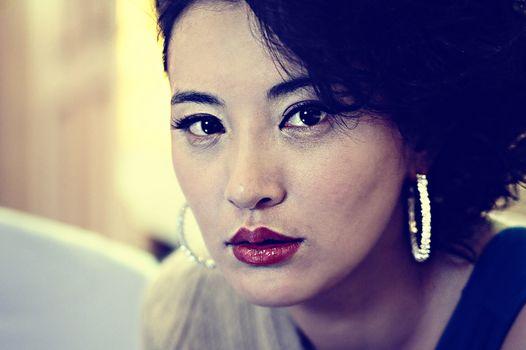 Photo free asianshowbusiness, portrait photography, close-up