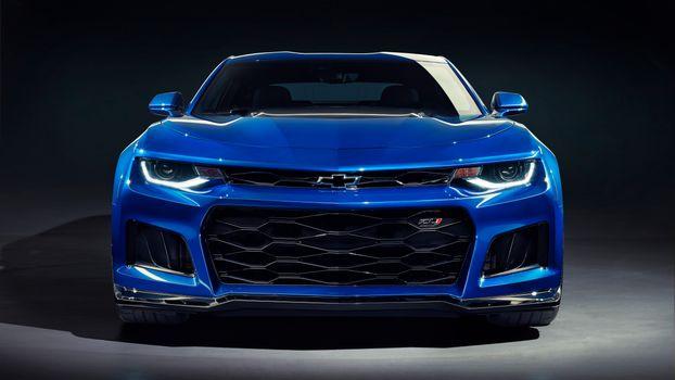 Photo free Chevrolet, Chevrolet Camaro, 2019 cars