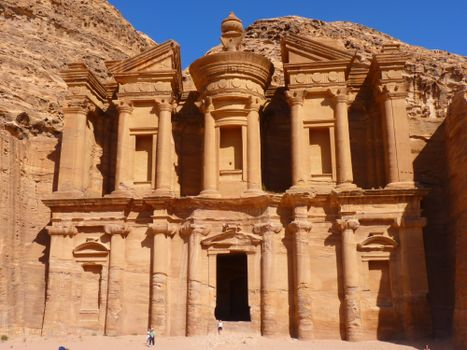 Photo free middle East, building, roman temple