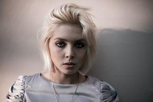 Фото бесплатно блондинка, красота, художественная модель