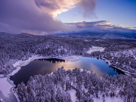 Photo free Goldwater Lake, Prescott, Arizona