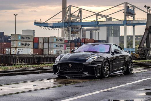 Photo free cars, Jaguar F Type, 2018 cars