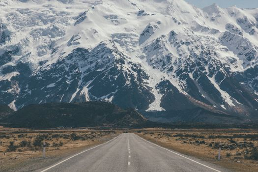 Photo free Alps, snow, mountain landscape