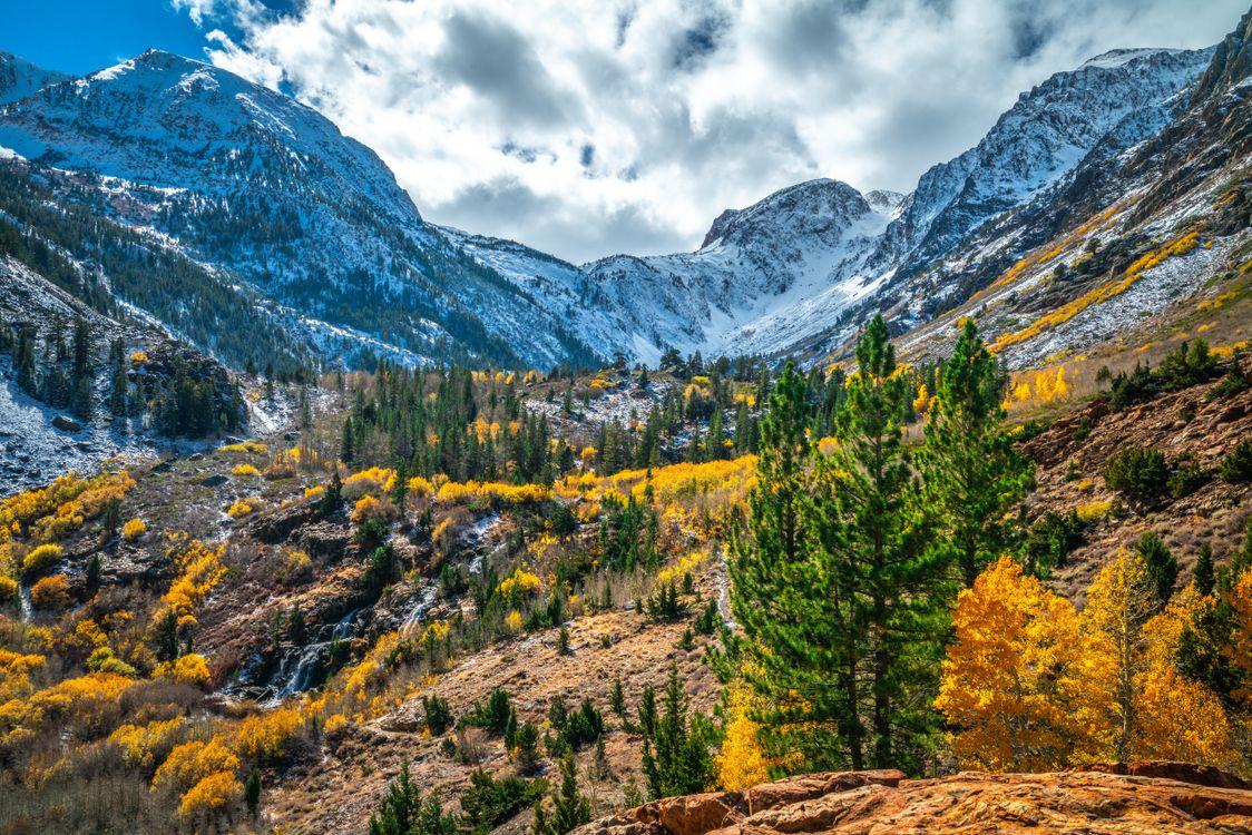 Фото бесплатно горы сша, природа сша, горы - на рабочий стол