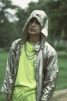 Photo free man, fashion, hoodie