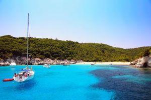 Бесплатные фото море, яхты, пляж