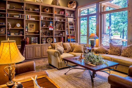 Фото бесплатно дом, интерьер, окно