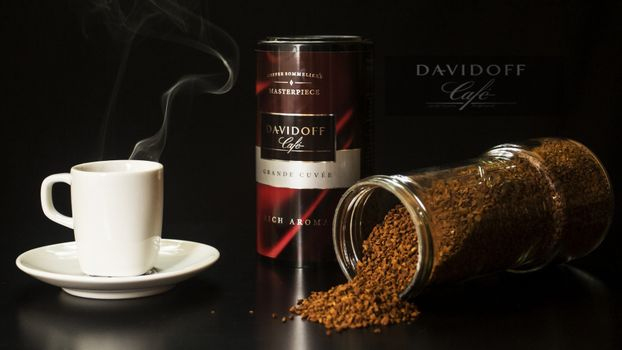 Photo free a cup, coffee, jar