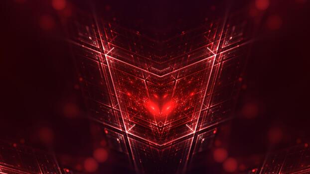 Фото бесплатно девиант арт, абстракции, красный