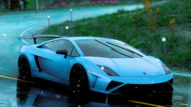Бесплатные фото Driveclub,автомобиль,гоночные автомобили,видеоигры