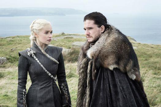 Photo free rendering, Game Of Thrones Season 7, Daenerys Targaryen