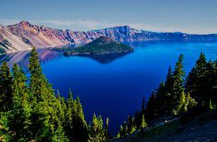 Фото бесплатно природа, США, горы