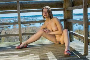 Фото бесплатно Yelena, красотка, голая, голая девушка, обнаженная девушка, позы, поза, сексуальная девушка, эротика