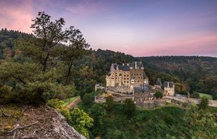 Фото бесплатно Burg Eltz, Германия, Рейнланд-Пфальц