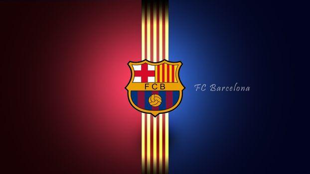 Photo free FC Barcelona, games, sport