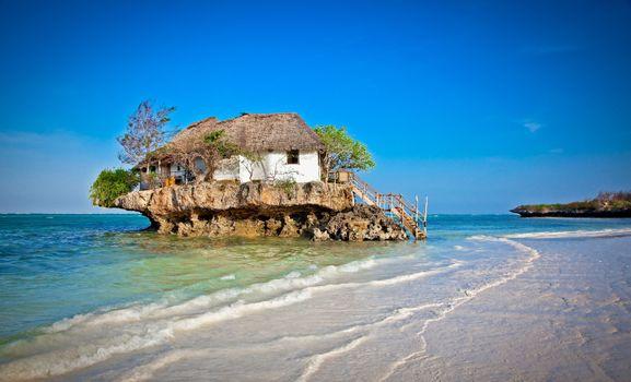 Фото бесплатно пляж, дом, острова