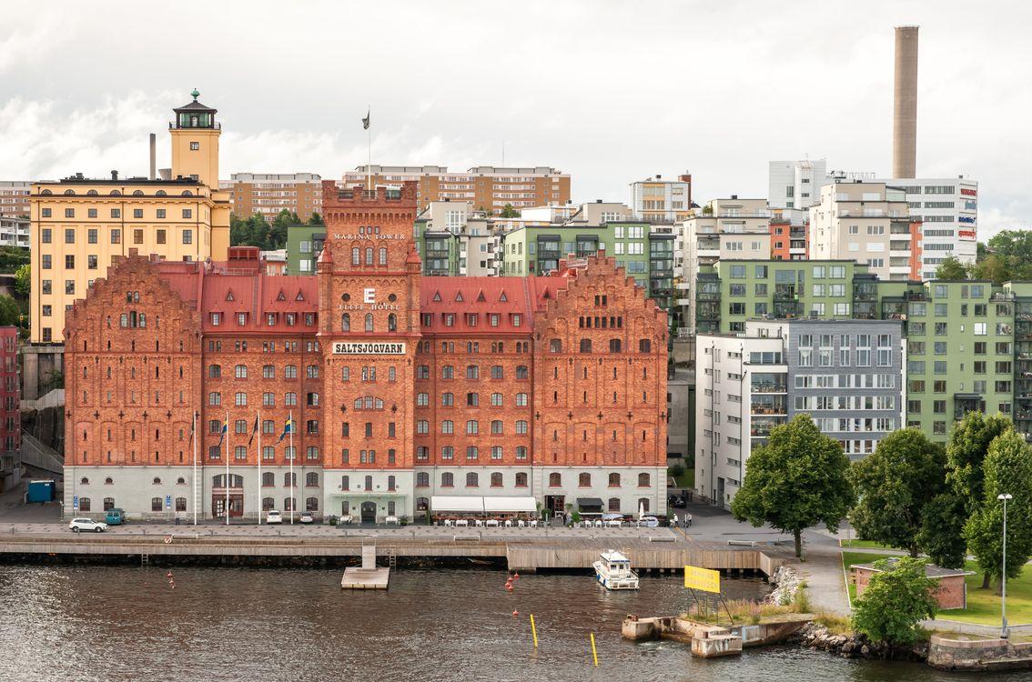 Фото города Швеция залив - бесплатные картинки на Fonwall