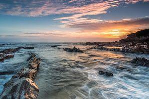 Фото бесплатно Португалия, море, пейзаж