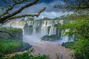 Photo free Brazil, Brazilian waterfalls, waterfall