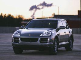 Porsche Cayenne · бесплатное фото