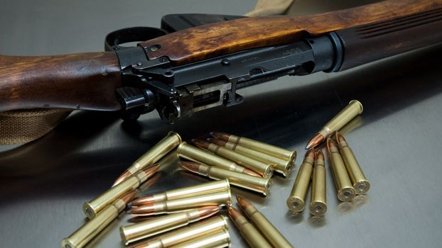 Photo free pistol, weapons, ammunition