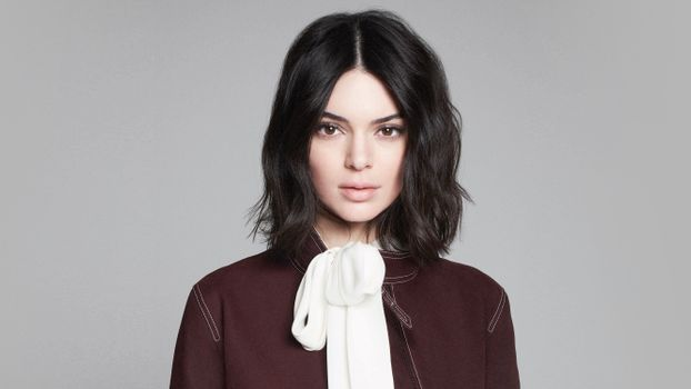 Picture of kendall jenner, model, girls