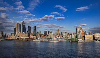 Фото бесплатно дома сша, города, небоскрёбы США
