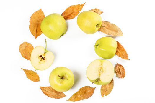 Photo free food, leaf, apples