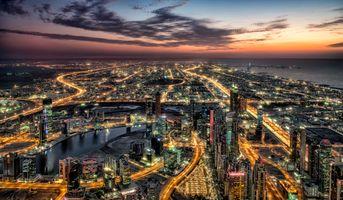 Фото бесплатно Burj Khalifa in Dubai, Бурдж Халифа, Дубае