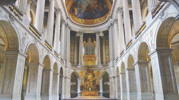 Фото бесплатно дворец Версиль, франция, мрамор