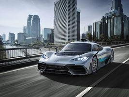 Заставки Mercedes-AMG Project ONE, автомобиль, машина
