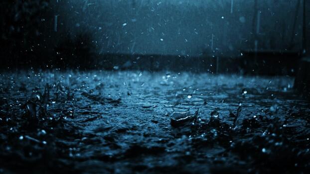 Фото бесплатно дождь, лужа, ночь