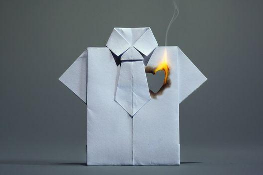 Фото бесплатно оригами, освещения, бумага