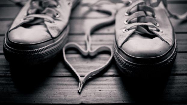 Фото бесплатно Love, Shoes, Heart