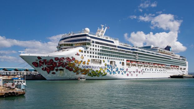 Photo free miscellaneous, cruise liner, ships