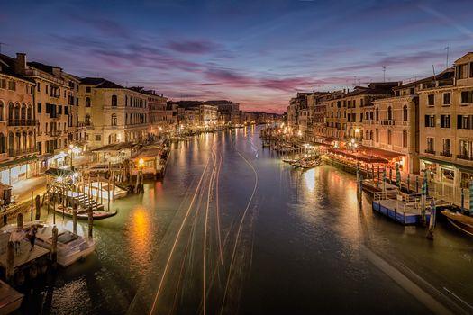 Фото бесплатно Grand canal, Italy, город